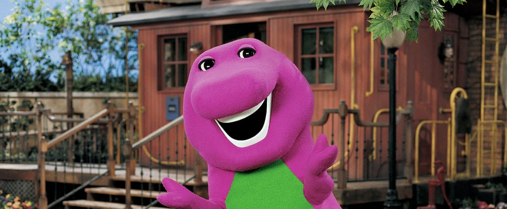 A Live-Action Barney Movie Is Happening