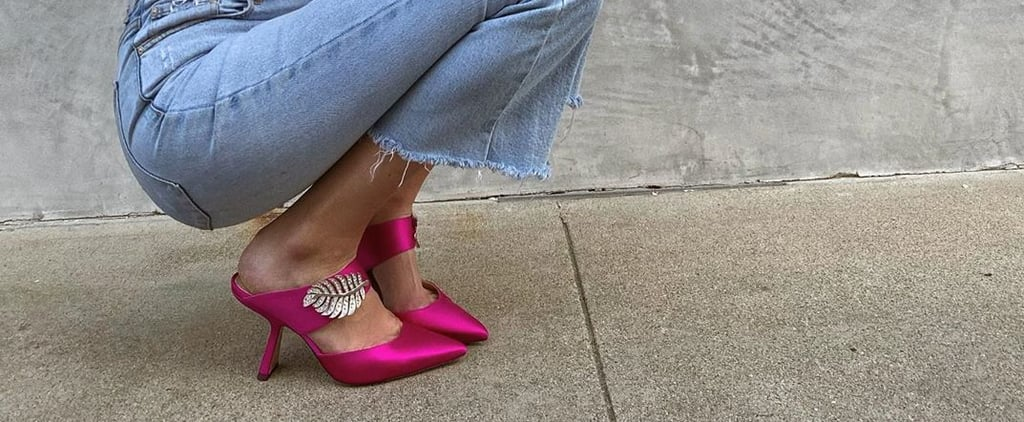 Best Pink Heels For the Holidays