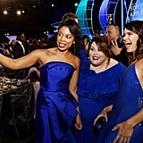 Susan Kelechi Watson, Chrissy Metz, and Mandy Moore