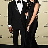 Jamie Foxx and Corinne Bishop