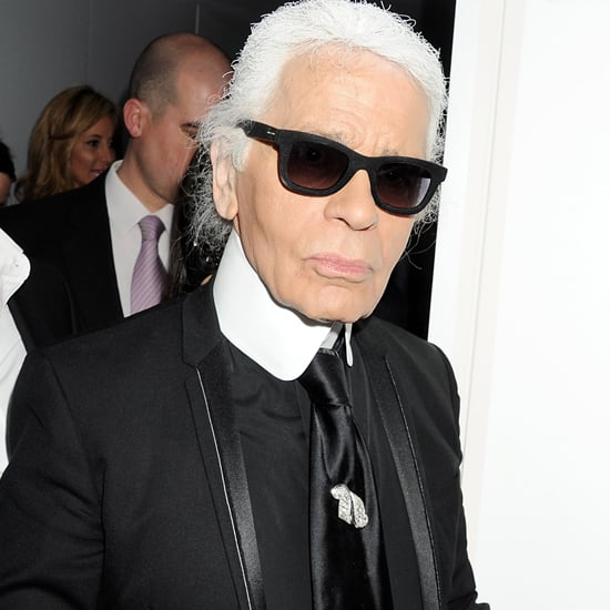 Karl Lagerfeld M Magazine Fall 2012 Interview