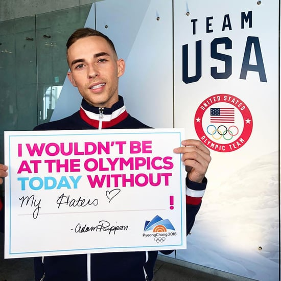 Figure Skater Adam Rippon's Career