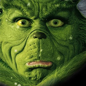20 Ways To Get Your Grinch On