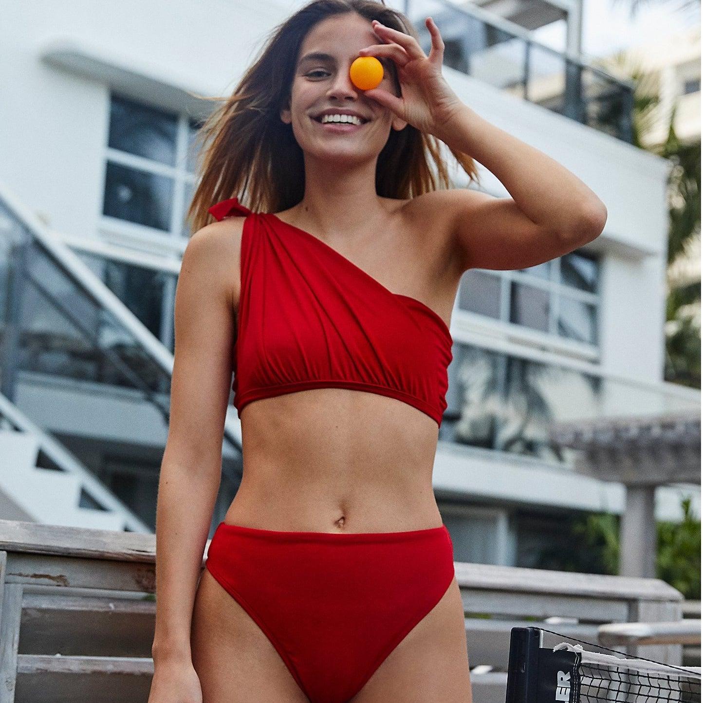 3a72332adb Best Swimsuits For Athletic Bodies | POPSUGAR Fashion