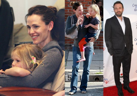 Pictures of Jennifer Garner, Reese Witherspoon, Ben Affleck and More On Garner's 38th Birthday