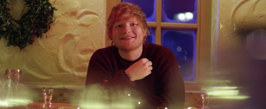 Sexy Ed Sheeran Music Videos