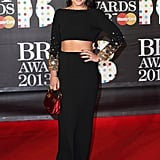 Jessie Ware in Miu Miu and Prada