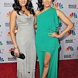 Tamera and Tia Mowry