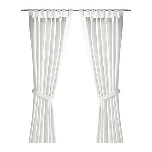 Ikea Lenda curtains