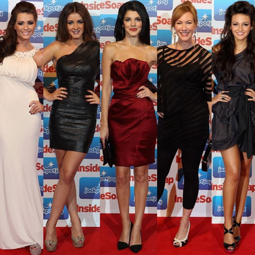Amazing Dresses From the 2011 UK Soap Awards in London