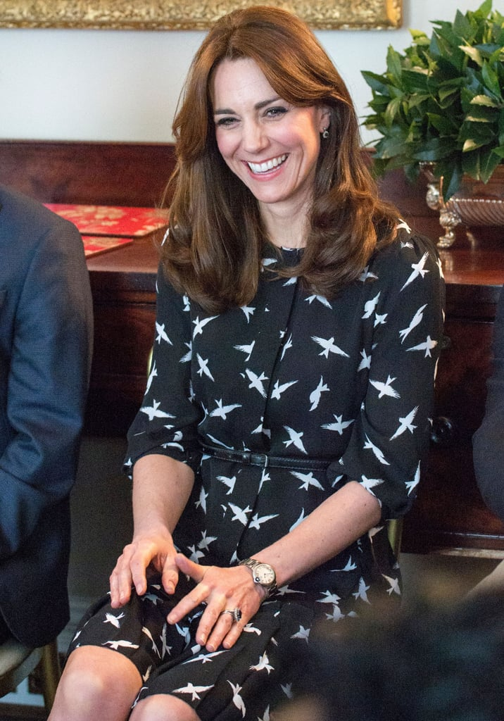 This Is Kate Middleton's Boldest Fashion Move Yet