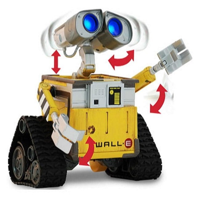 Interactive Talking Wall-E