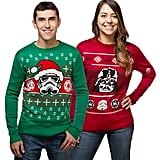 Star Wars Holiday Sweaters — Think Geek Exclusive ($50)