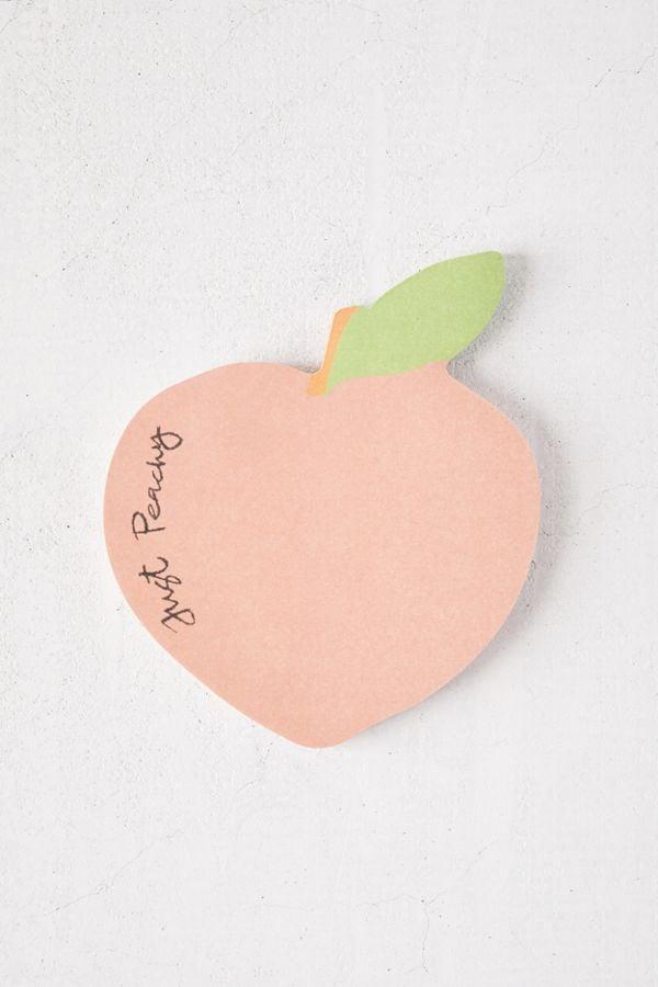 Fruity Shaped Sticky Notepad