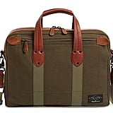 Rag & Bone Derby Canvas Briefcase