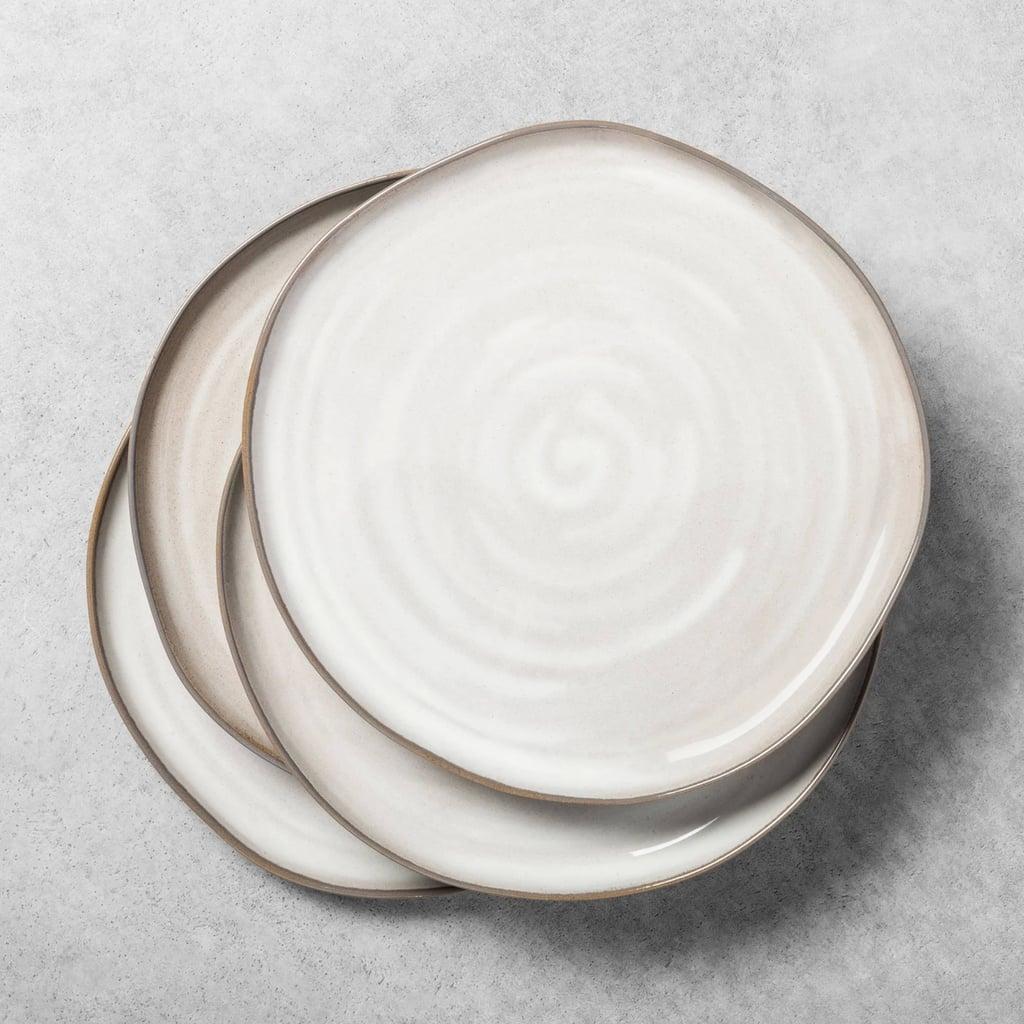 Dinner Plate in Reactive Glaze