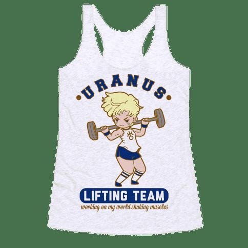Uranus Lifting Team Tank ($22, originally $29)