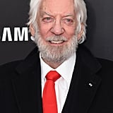 Pictured: Donald Sutherland