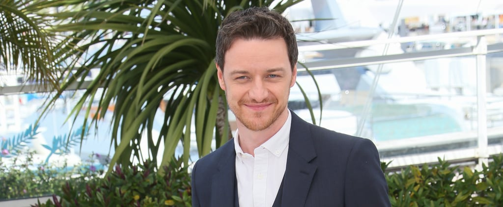 Sexy James McAvoy Pictures