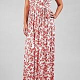 Rachel Pally Plus-Size Printed Maxi Dress
