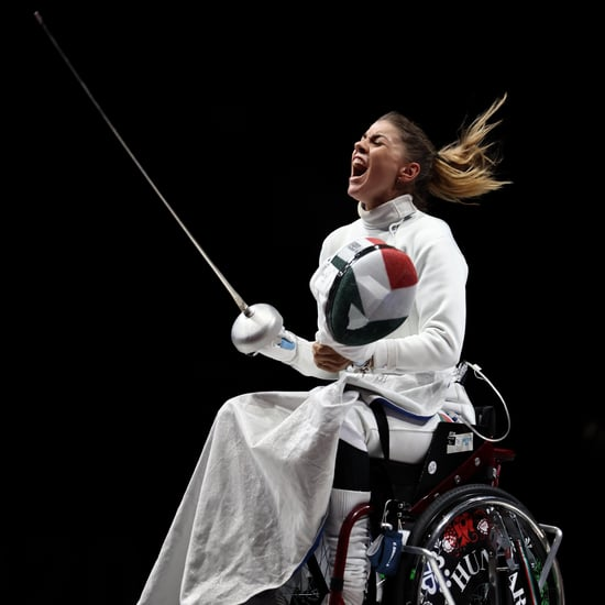 Amarilla Veres's Emotional Victory 2021 Paralympic Fencing