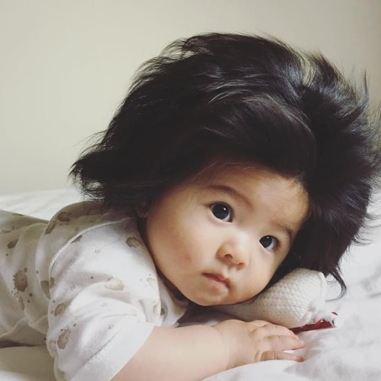 Baby Chanco Instagram Account For Baby's Hair
