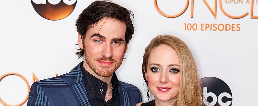 Once Upon a Time's Colin O'Donoghue Welcomes a Daughter With His Wife