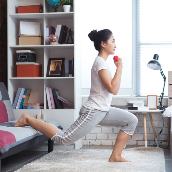 At-Home Workouts | Lower-Body Exercises For Women