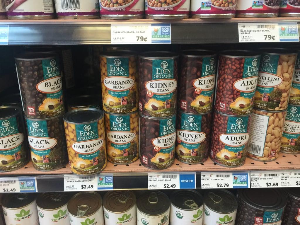 Eden Organics Beans ($3)