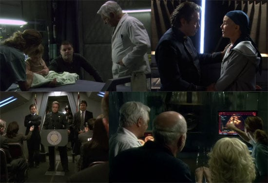 Battlestar Galactica Episode 4.12 Recap Quiz
