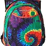 All-in-One Tie-Dye Backpack With Cooler