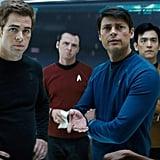 The Crew of Star Trek's Voyager in Star Trek: Beyond