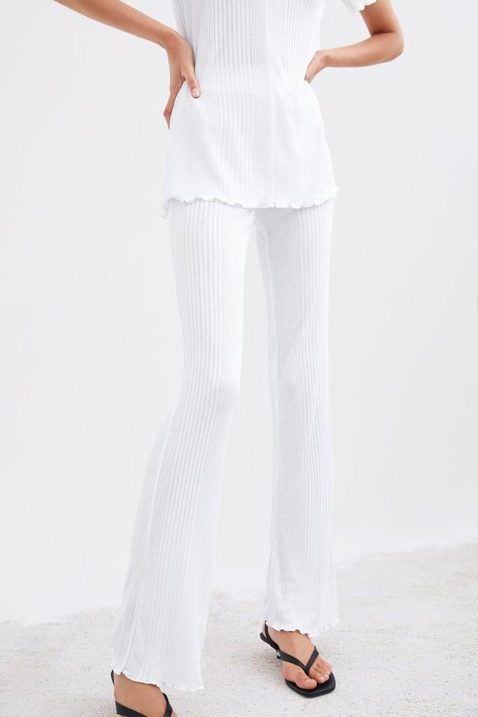 Zara Ribbed Pants
