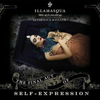 Illamasqua Launches Funeral Makeup Service