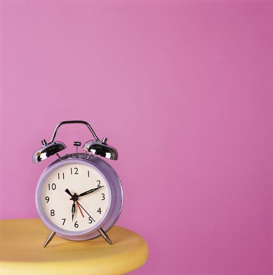 Back on Track: Wake Up Early on Sunday Morning