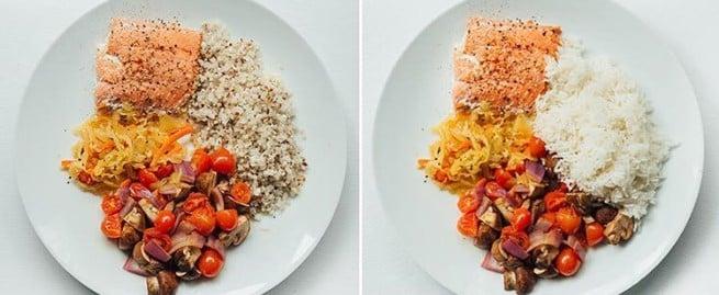 Is Cauliflower Rice Healthier Than White Rice?
