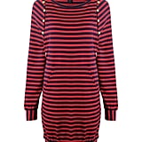 Striped sweater dress (£136.50, was £195) by Marc by Marc Jacobs.