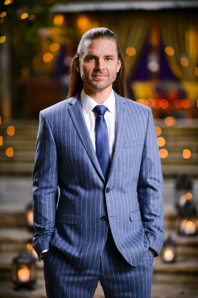 Interview With Drew Woolford From The Bachelorette Australia