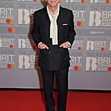 Kiefer Sutherland at the 2020 BRIT Awards in London