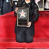 Selena Quintanilla Is Finally Honored With a Star on the Hollywood Walk of Fame