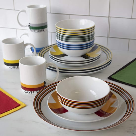 Harry Potter Hogwarts House Dish Set
