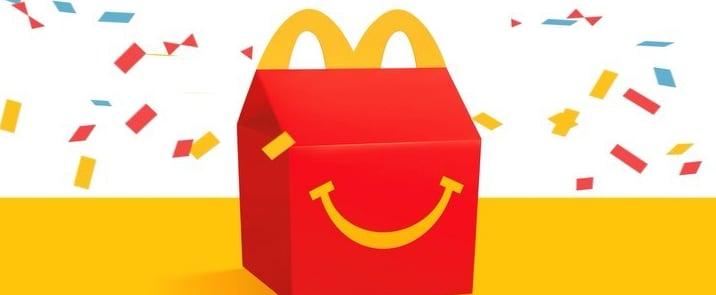 ماكدونالدز تحتفل بالذكرى السنوية الأربعين على إطلاق هابي ميل