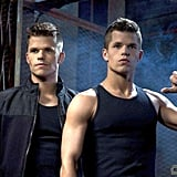 Aiden and Ethan From Teen Wolf
