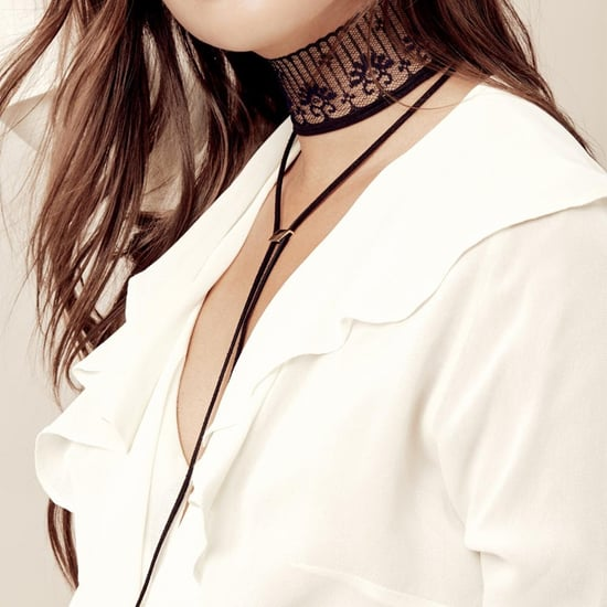 Chic Ways to Wear the Statement Choker