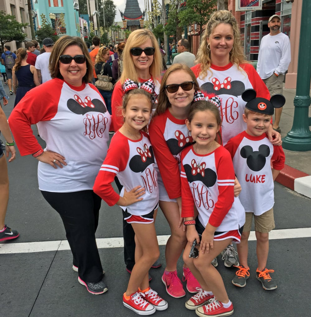 Matching Family Disney Outfits | POPSUGAR Moms
