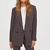 H&M Patterned Jacket