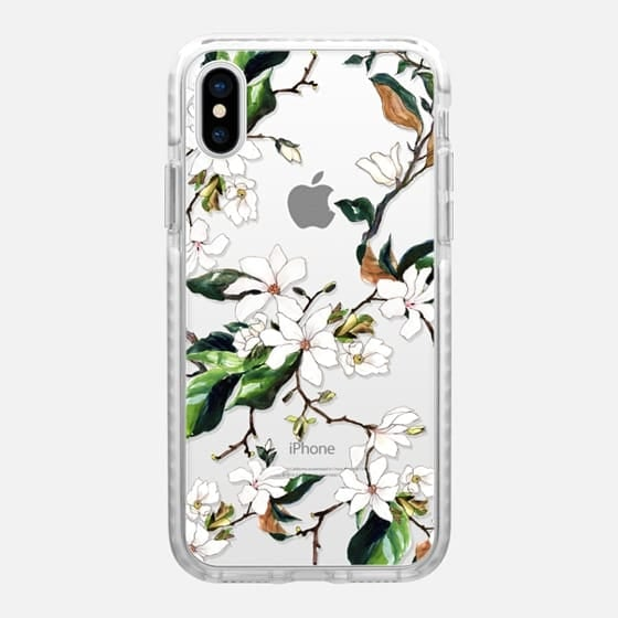 Casetify Magnolia Branch Case