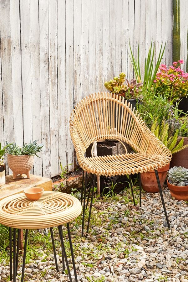 Gracia Rattan Outdoor Chair