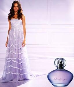 New Zoe Saldana Avon Eternal Magic Perfume Review