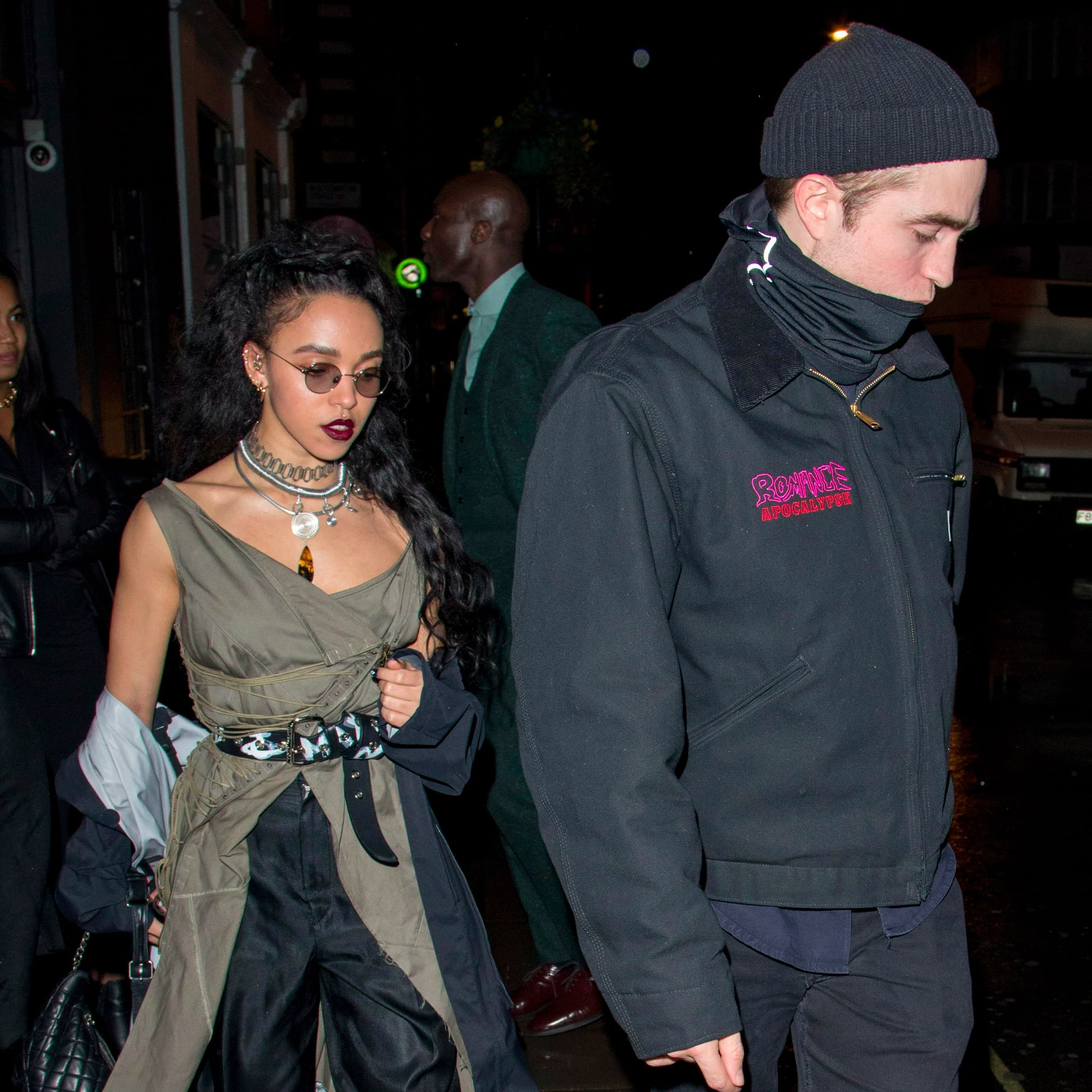 robert pattinson and fka twigs relationship poems